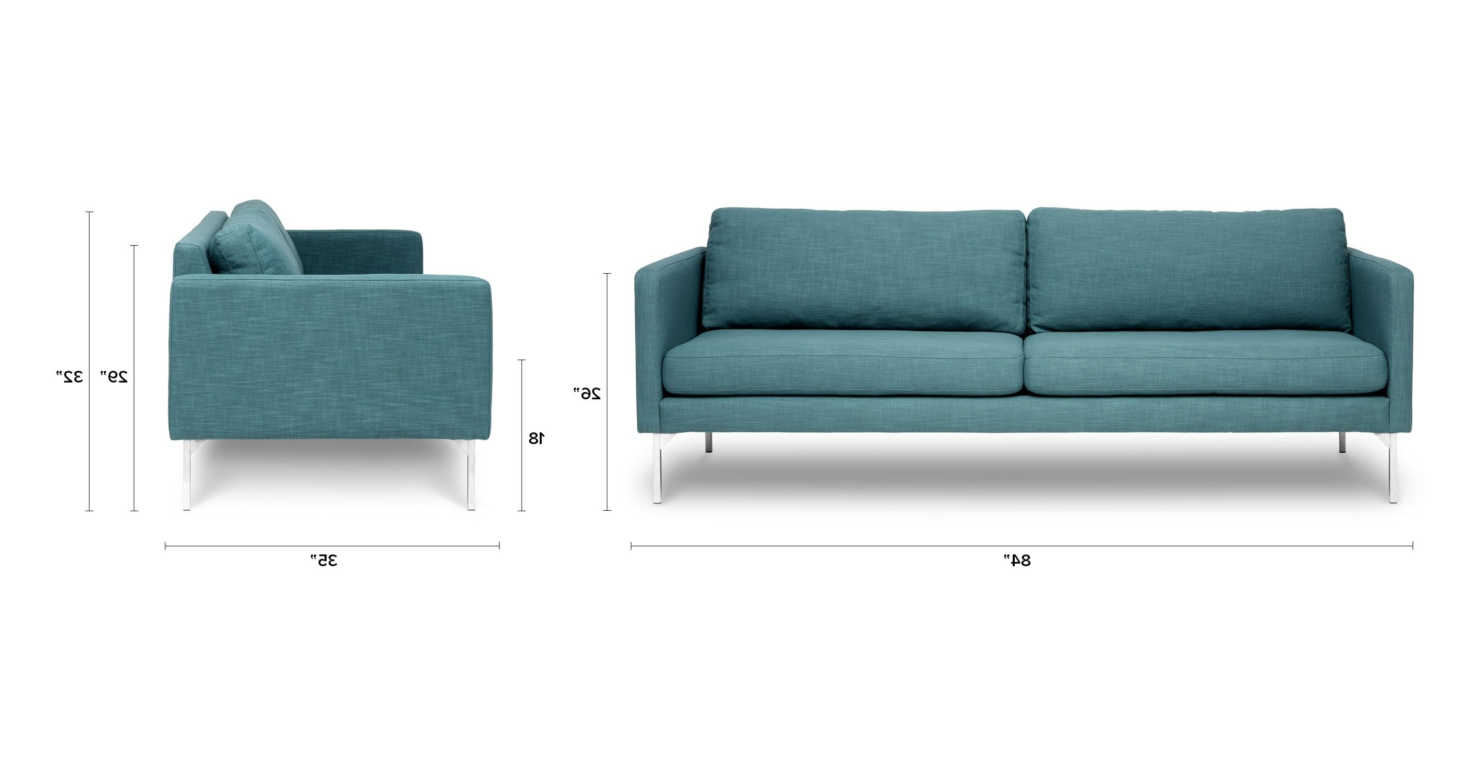 Aqua Sofas Regarding Latest Furniture : Grey Loveseat Cover Elegant Echo Ice Aqua Sofa Sofas (View 4 of 20)