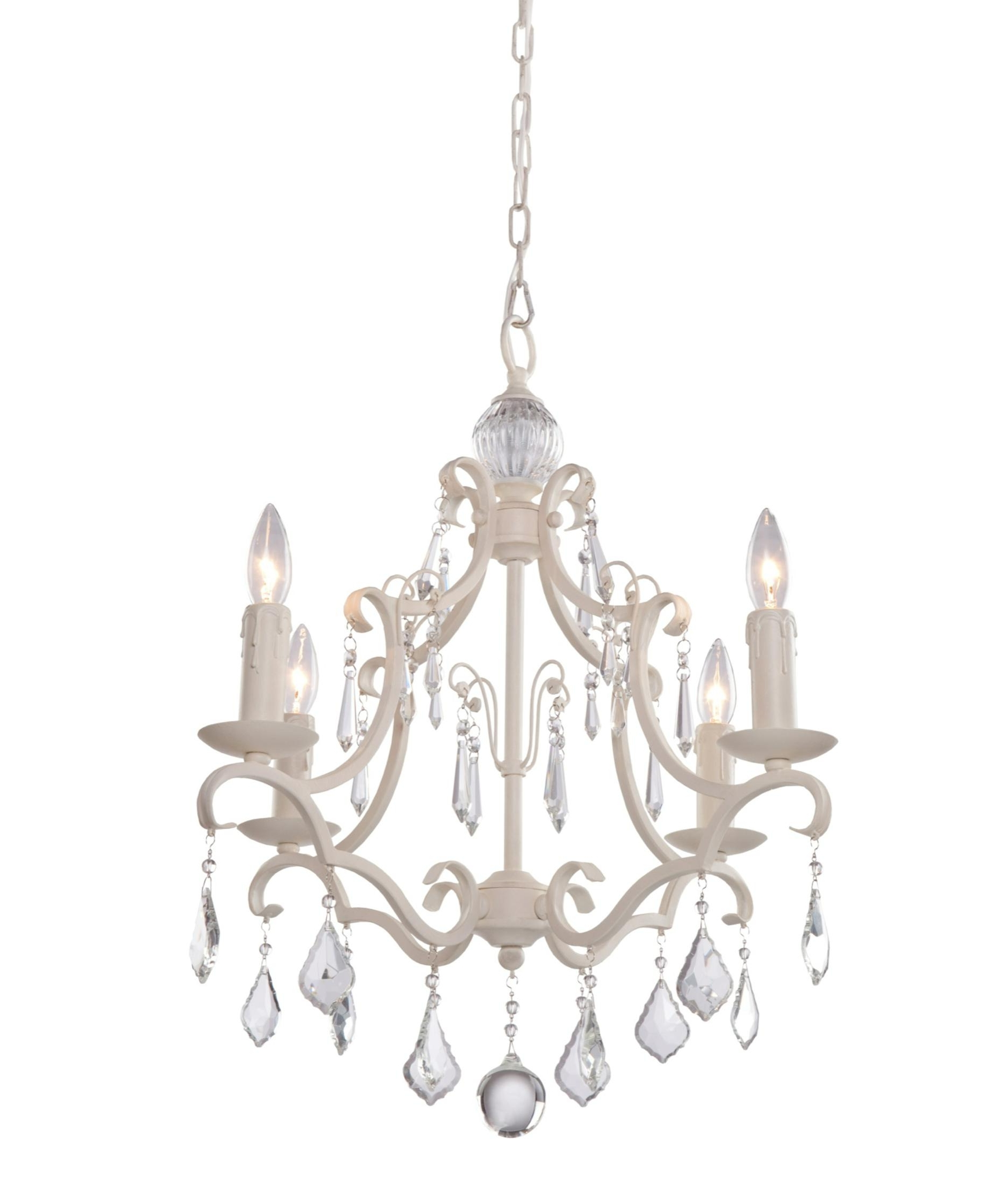 Featured Photo of Vintage Chandelier