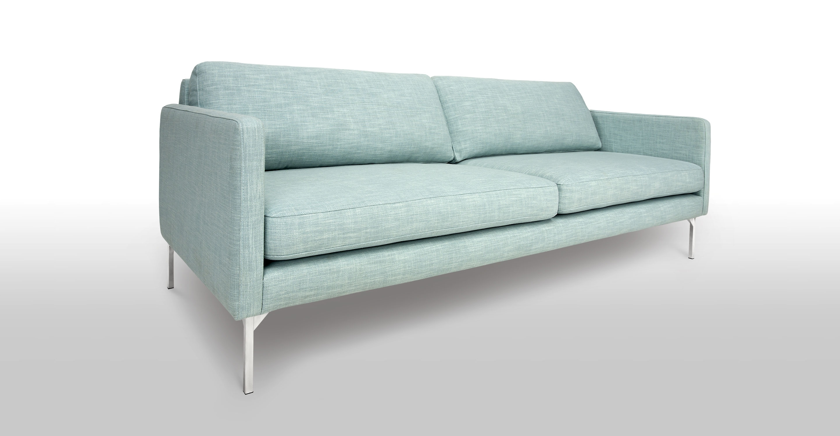 Article Echo Contemporary Pertaining To Aqua Sofas (View 3 of 20)