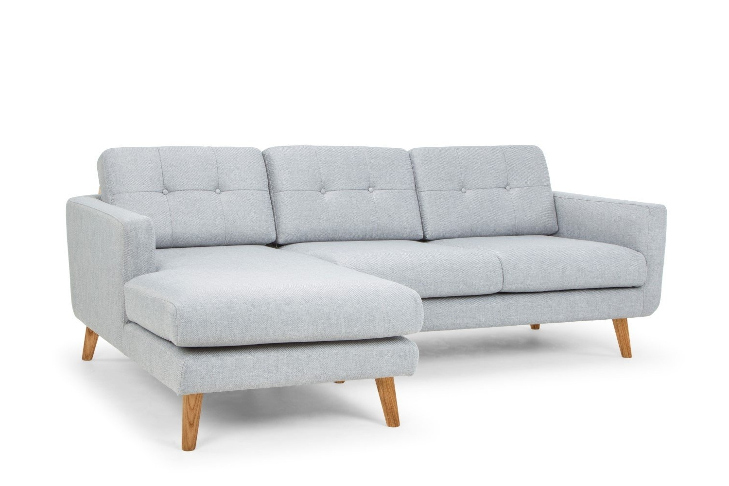 Ashley Furniture Reviews Claire 3 Piece Chaise Sectional Lazy Boy Inside 2018 Aspen Leather Sofas (View 17 of 20)