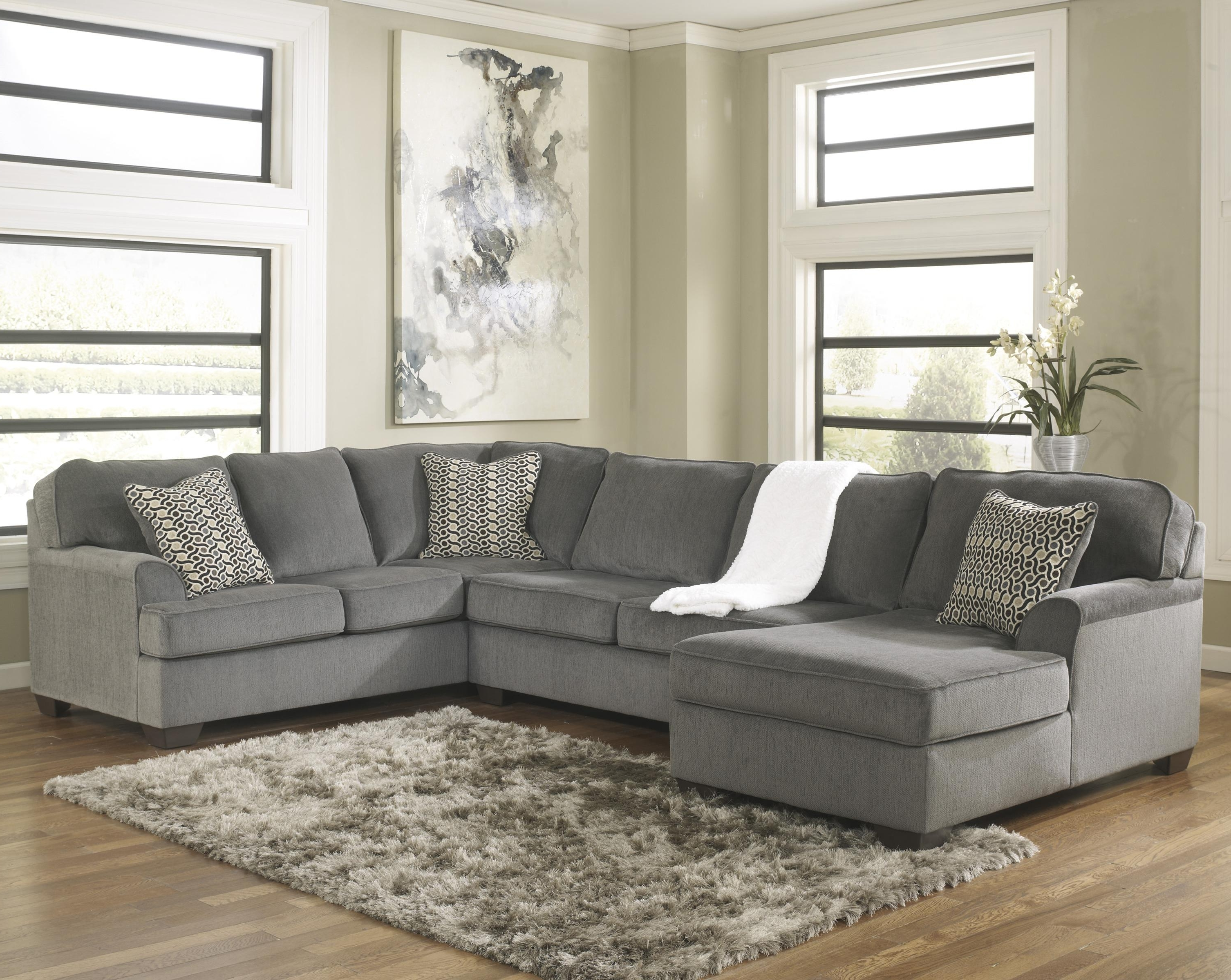 Ashley Furniture Sectional Sofas – Mforum Pertaining To Fashionable 10X8 Sectional Sofas (Gallery 19 of 20)