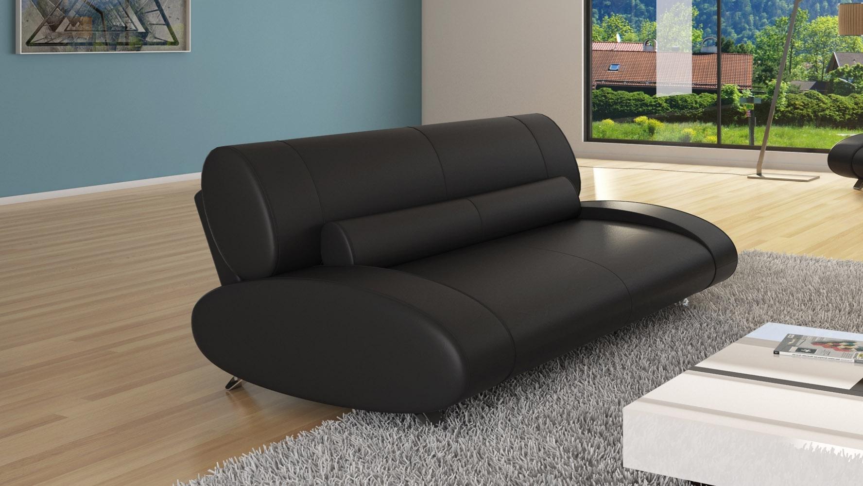 Aspen Leather Sofas In Popular Aspen 3 Seater (View 13 of 20)