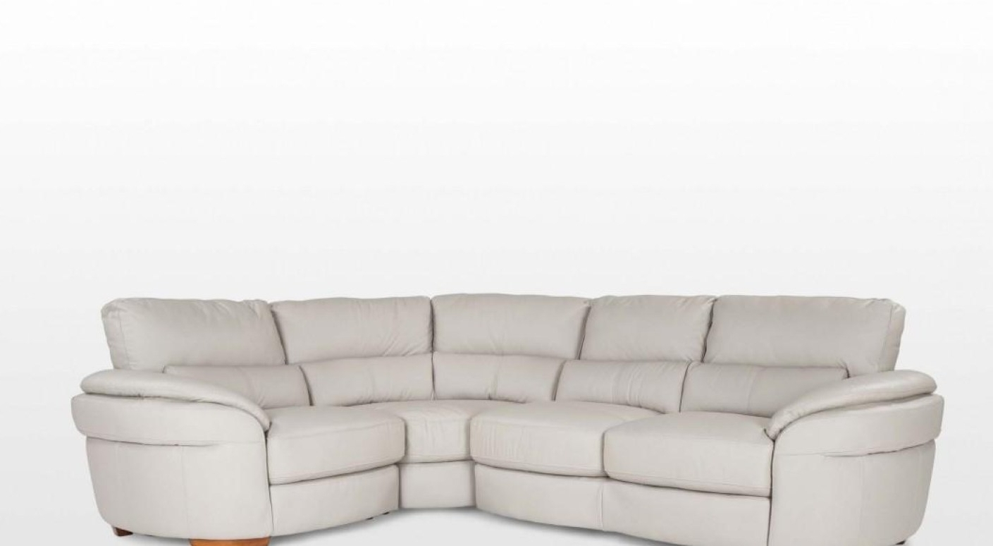 Aspen Leather Sofas In Preferred Sofa : Aspen Leather Sofas Stunning Cb2 Piazza Sofas Left Arm Grey (View 4 of 20)