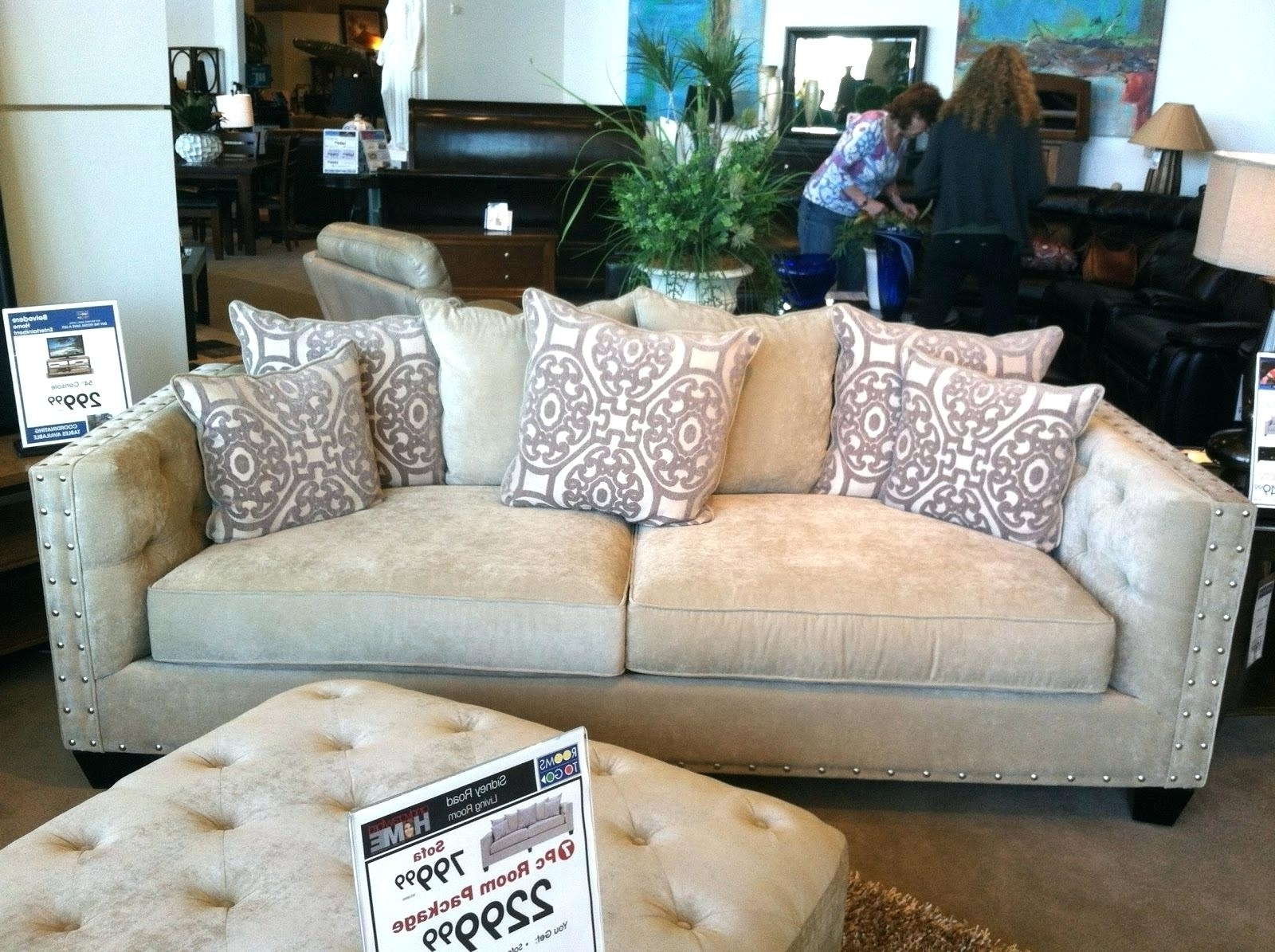 Awesome Cindy Crawford Home Sectional Sofa – Mediasupload For Most Up To Date Cindy Crawford Sofas (View 5 of 20)