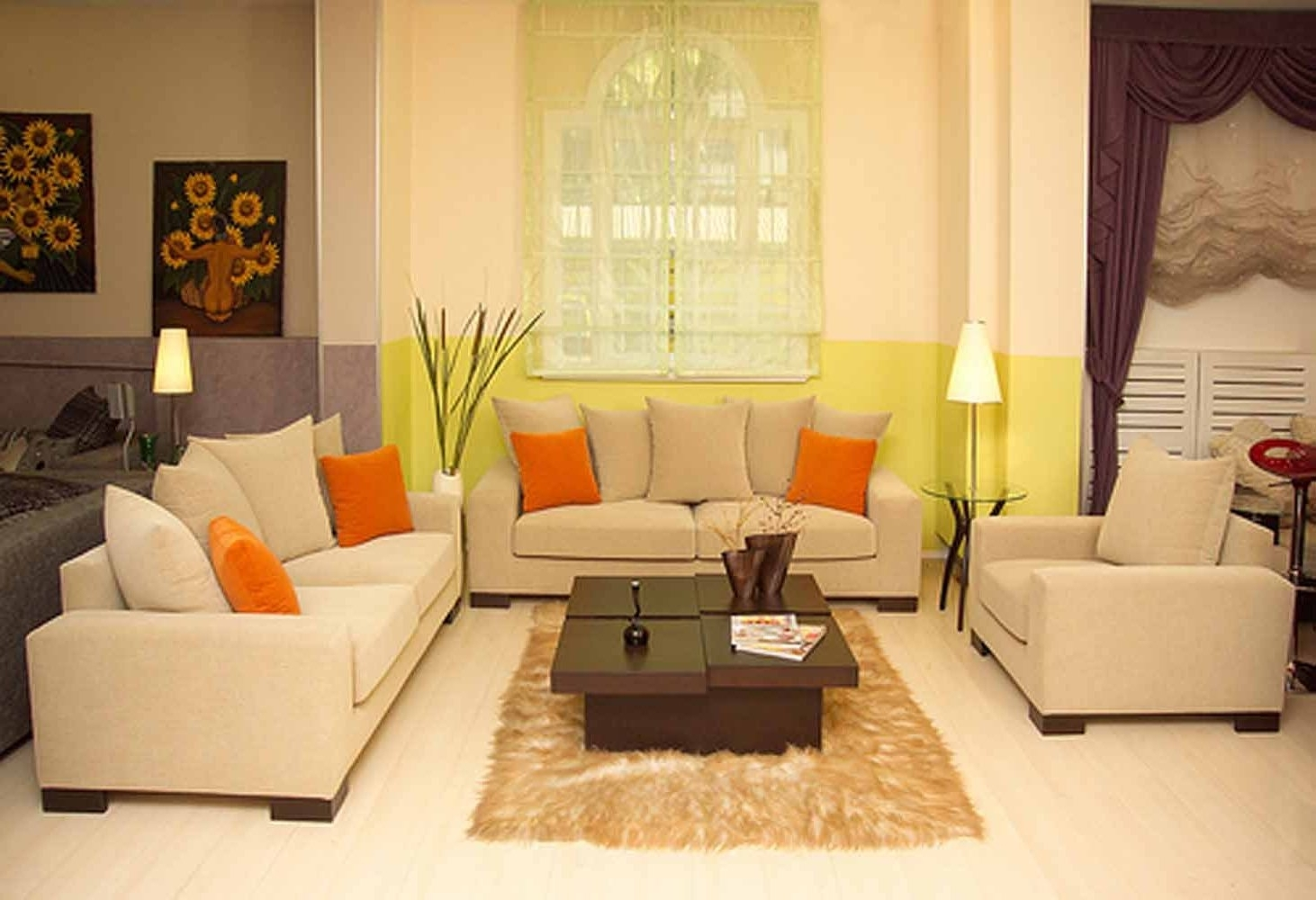Featured Photo of Cream Colored Sofas