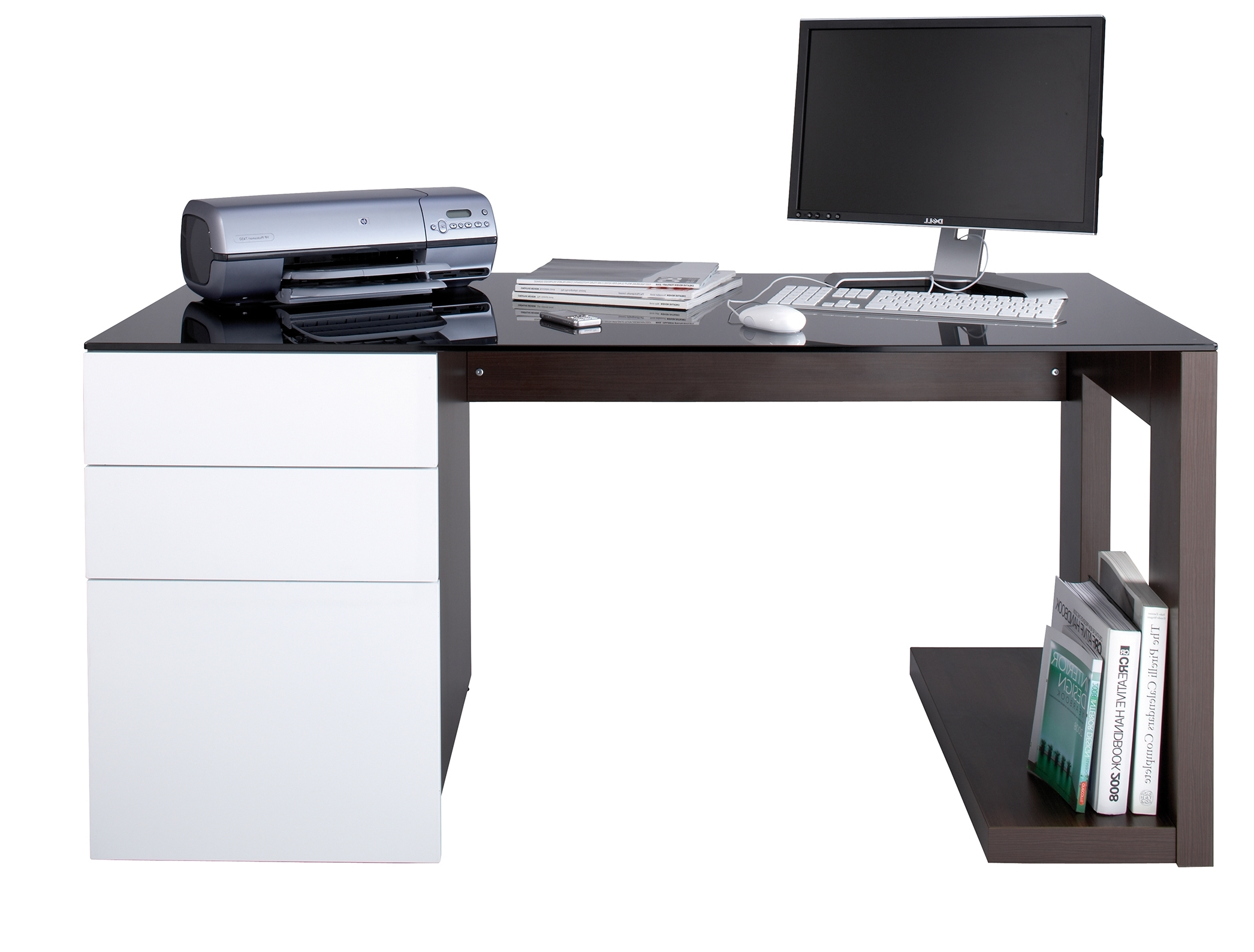 Awesome Simple Computer Desks Ideas – Liltigertoo Intended For Latest Computer Desks And Workstations (View 3 of 20)