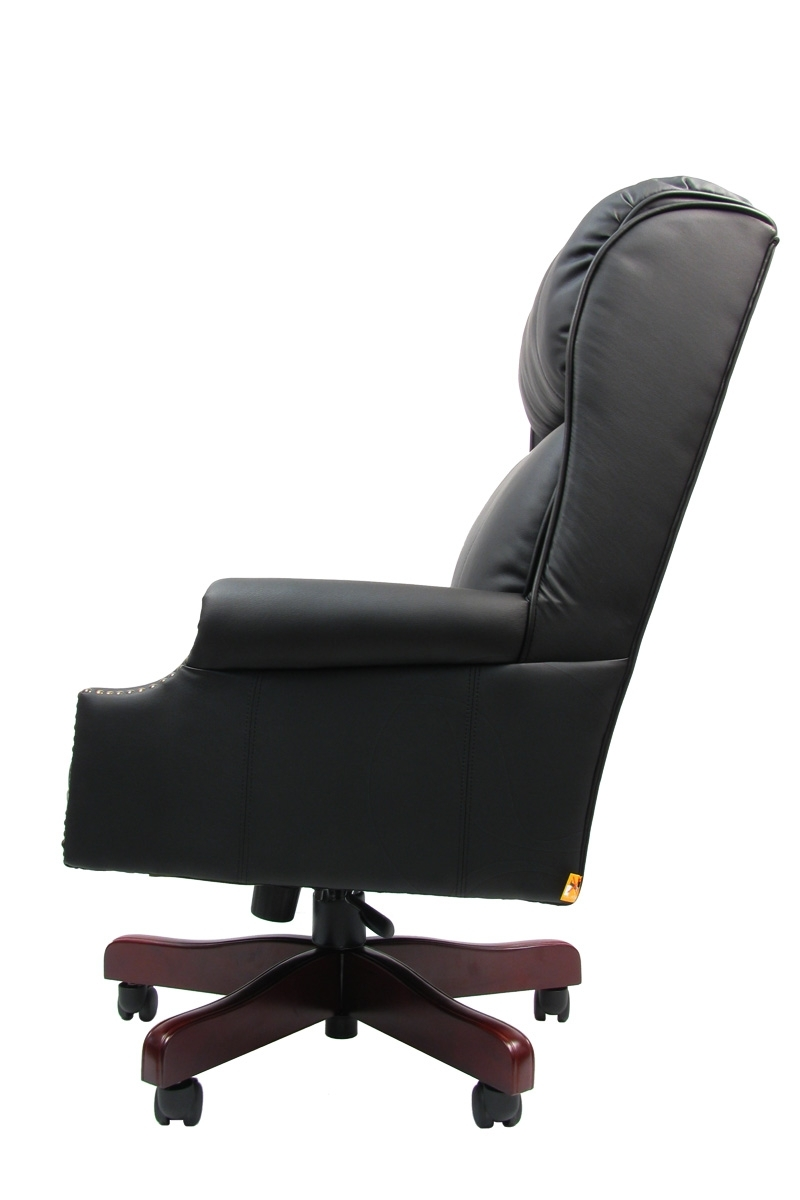 B980 Cp Boss – Traditional Executive High Back Plush Office Chair Regarding Most Recently Released Plush Executive Office Chairs (View 2 of 20)