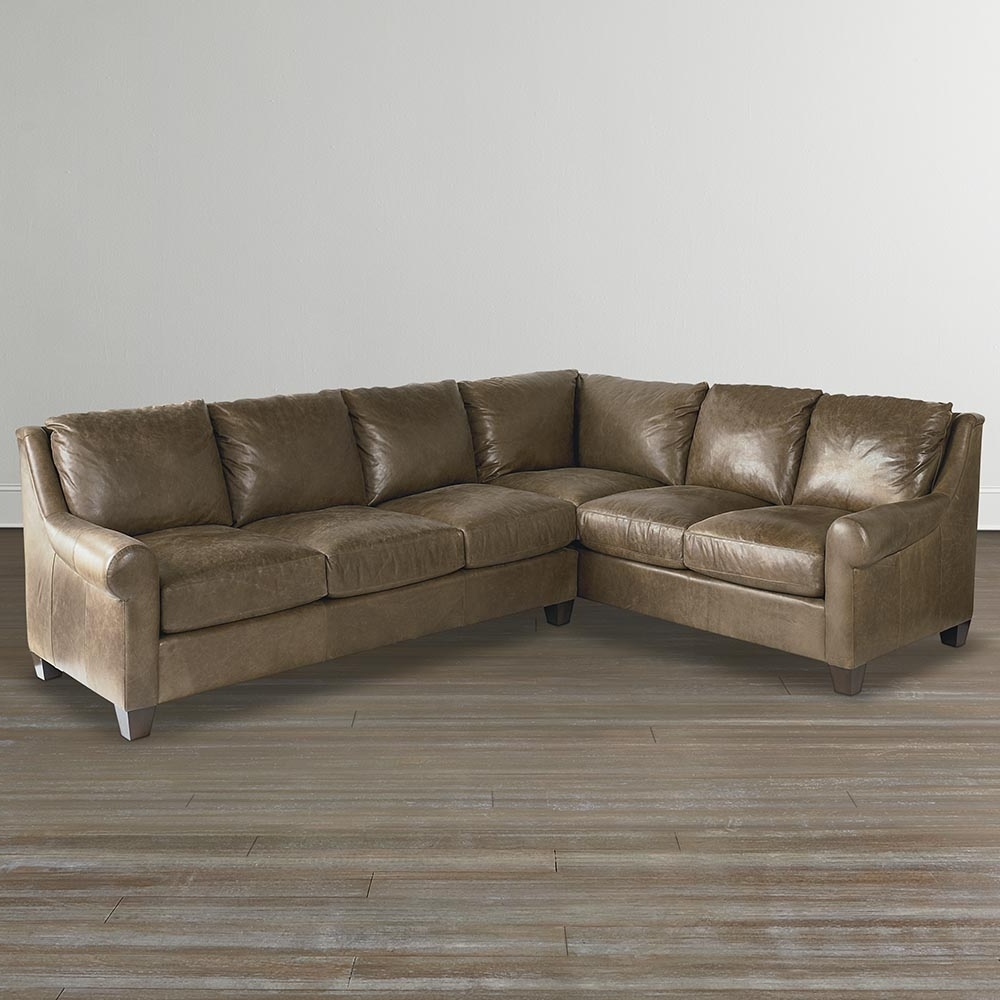Bassett Furniture Intended For L Shaped Sectional Sofas (View 1 of 20)