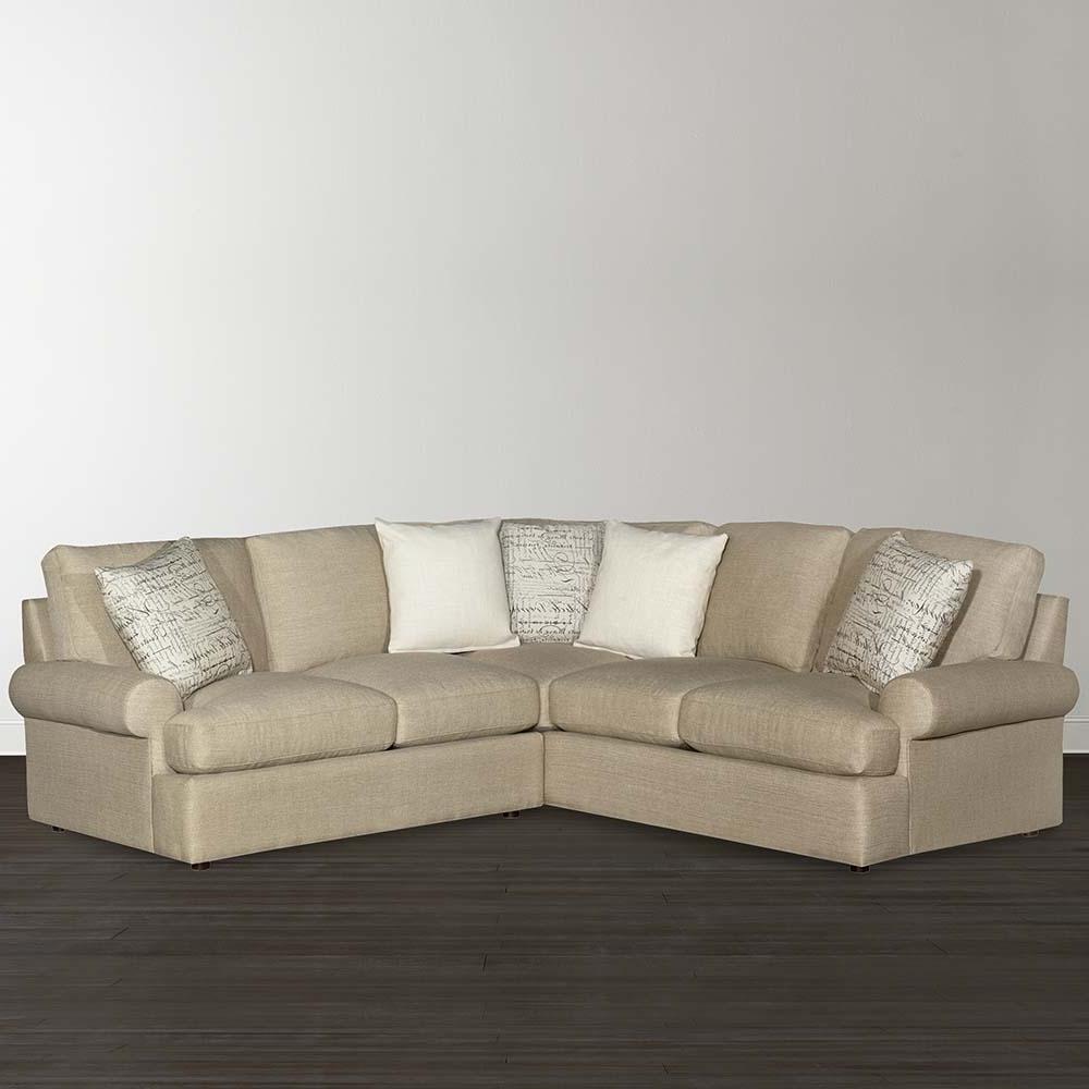 Bassett Home Furnishings Regarding Most Recent Sectional Sofas At Bassett (View 4 of 20)