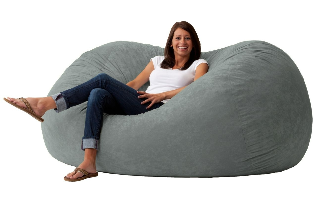 Bean Bag Sofa Couches (View 2 of 20)