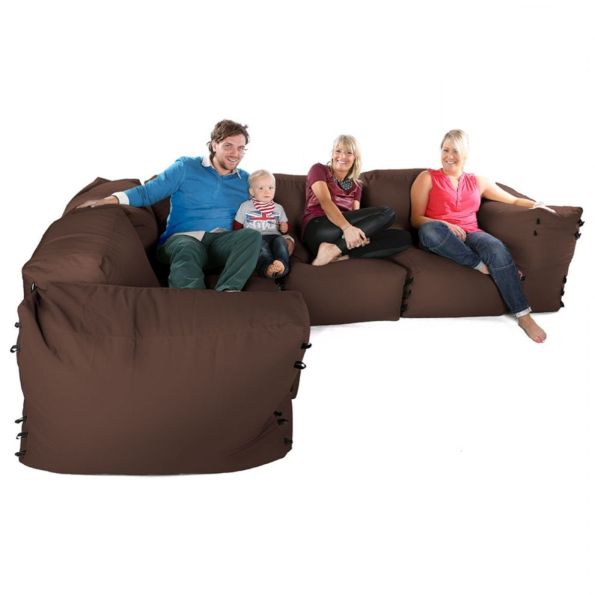 Beanbag Sofa – Home Design Ideas And Pictures Within Latest Bean Bag Sofas (View 16 of 20)