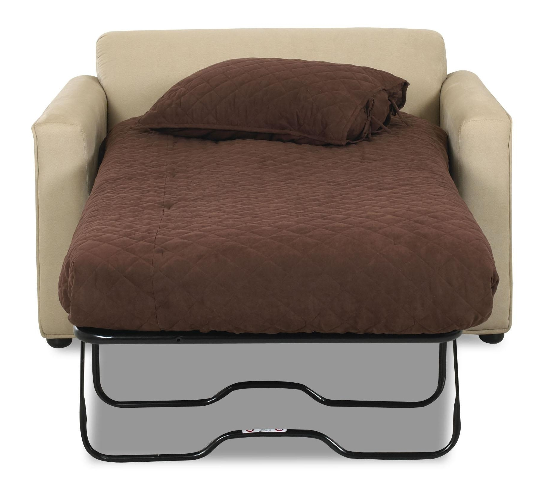 View Gallery Of Pull Out Sofa Chairs