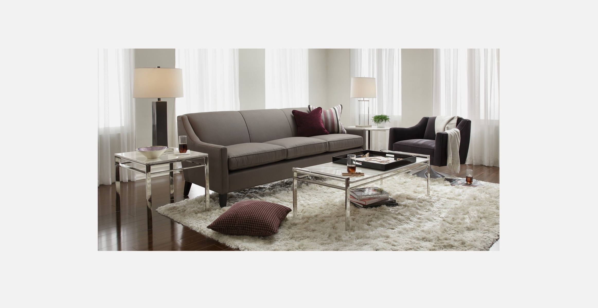 Beautiful Mitchell Gold And Bob Williams Sofa – Interior Pertaining To Trendy Mitchell Gold Sofas (View 7 of 20)