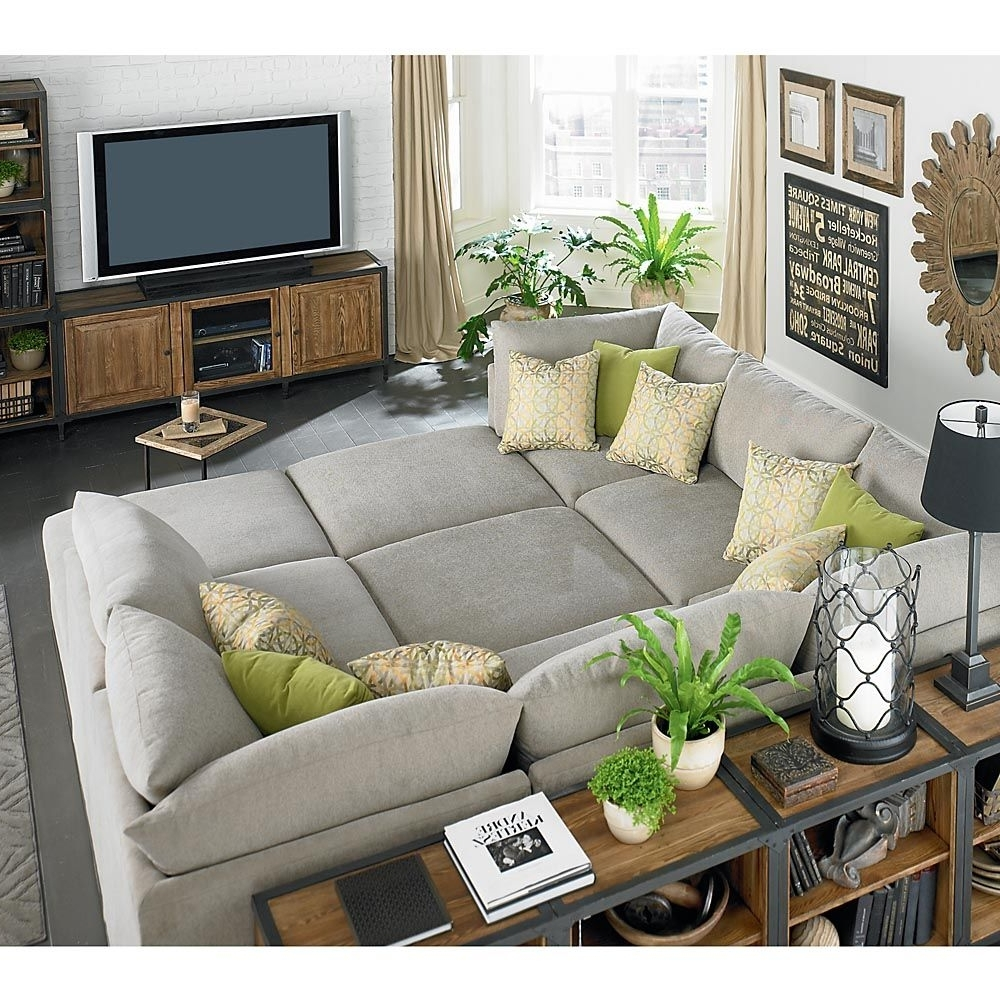 Beckham Pit Sectional (View 1 of 20)