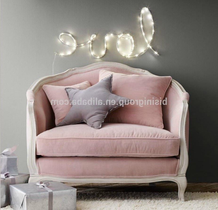 Bedroom Sofas And Chairs In Popular Luxury Solid Wooden Sofa Set Design,kids Party & Bedroom Sofa (View 2 of 20)