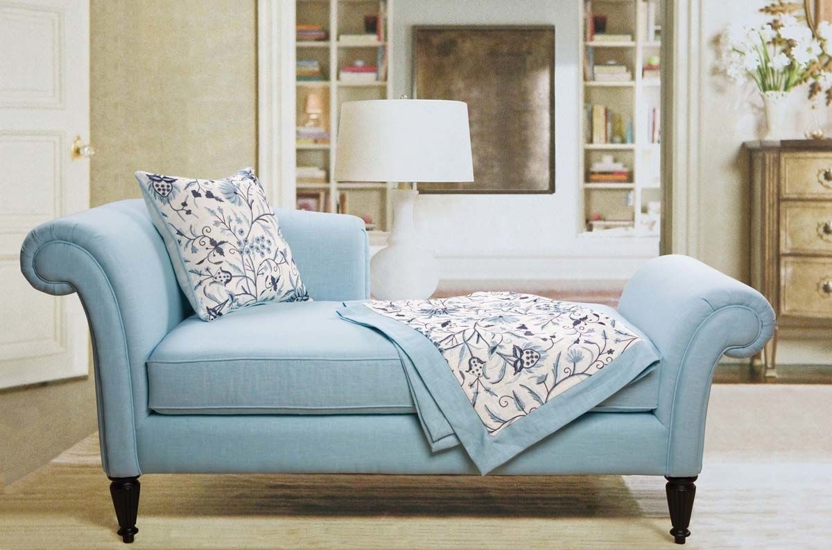 20 Best Collection Of Bedroom Sofas