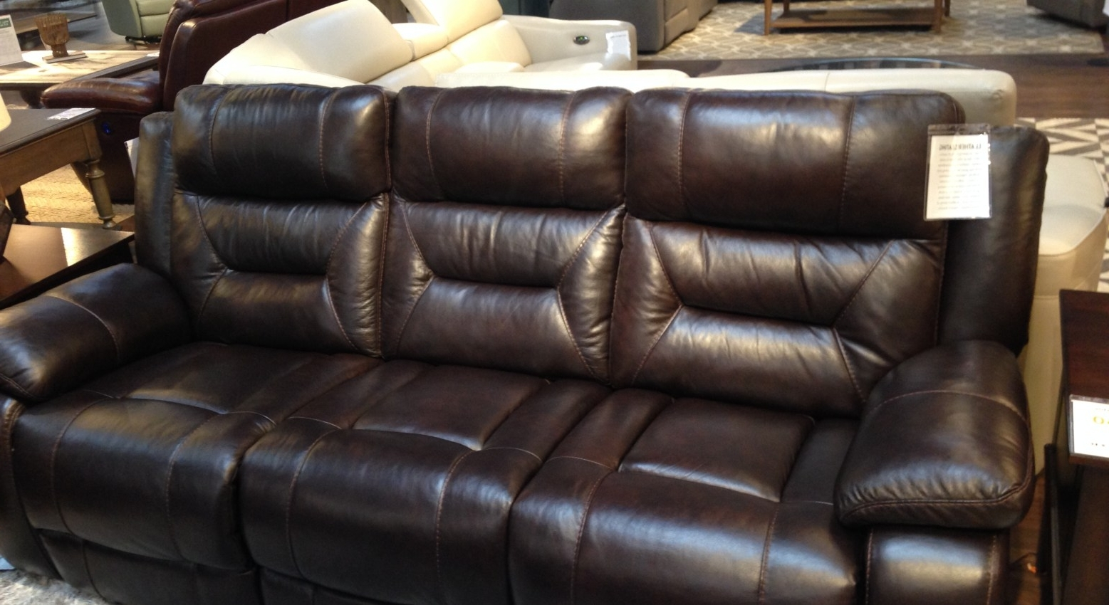 Berkline Sofas With Regard To 2019 Sofa : Sofas Center : Costco Pulaski Leather Reclining Sofa (View 7 of 20)