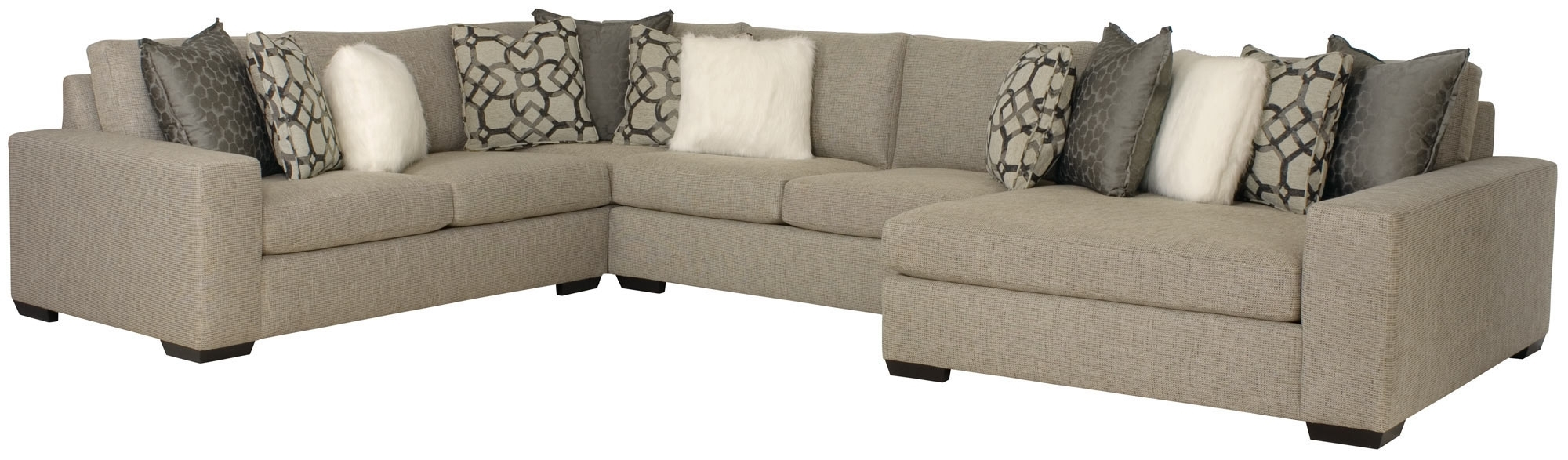 Bernhardt For Orlando Sectional Sofas (View 3 of 20)