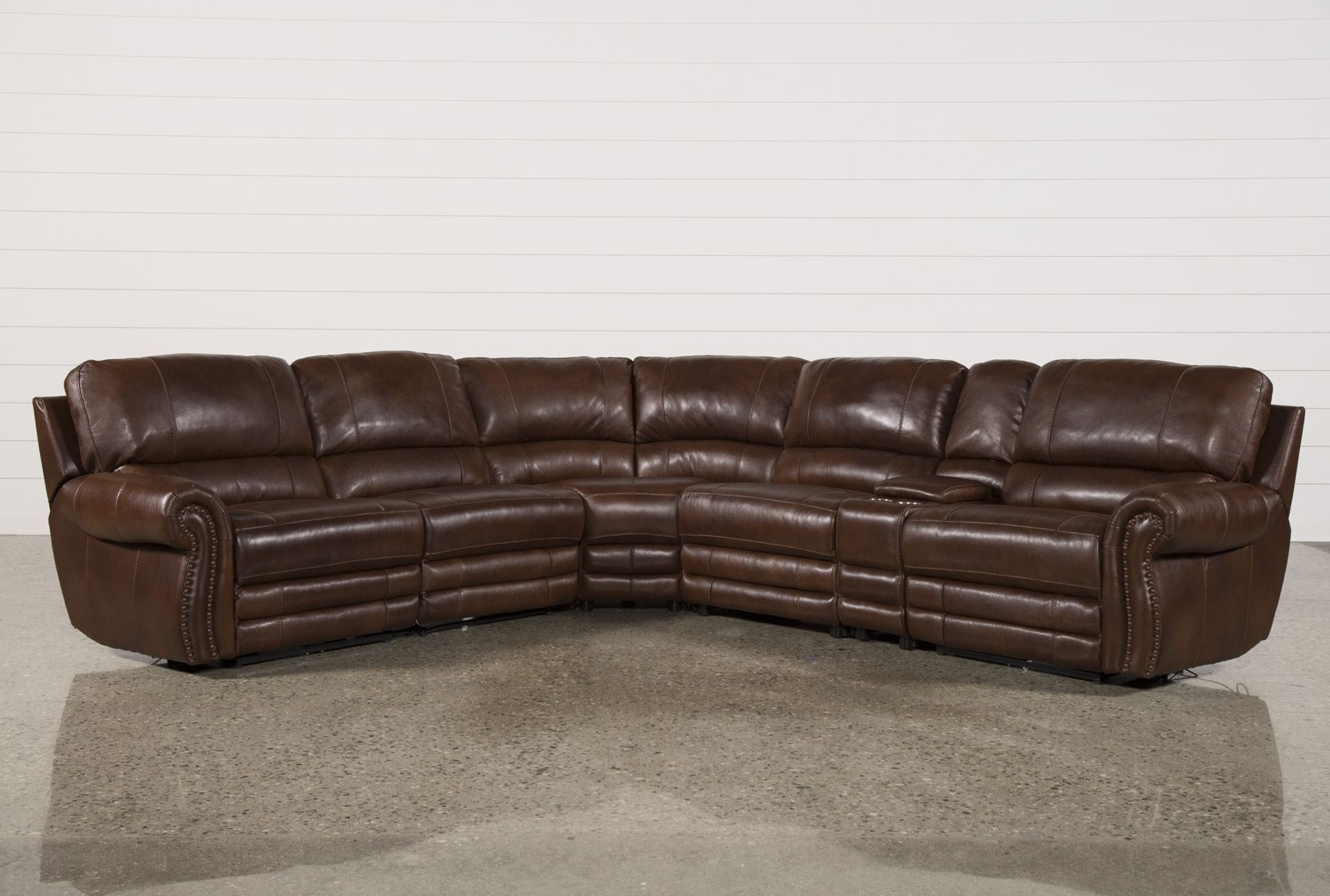 Best And Newest 6 Piece Leather Sectional Sofas Throughout Perfect 6 Piece Leather Sectional Sofa 93 About Remodel With  (View 11 of 20)
