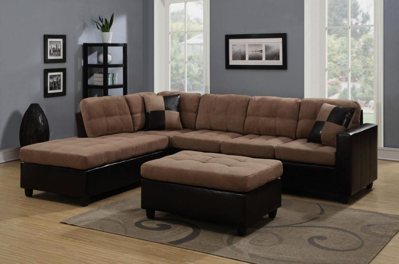 Best And Newest Beige Sectional Sofas Throughout Mallory Beige Leather Sectional Sofa Mallory Beige Leather (View 7 of 20)