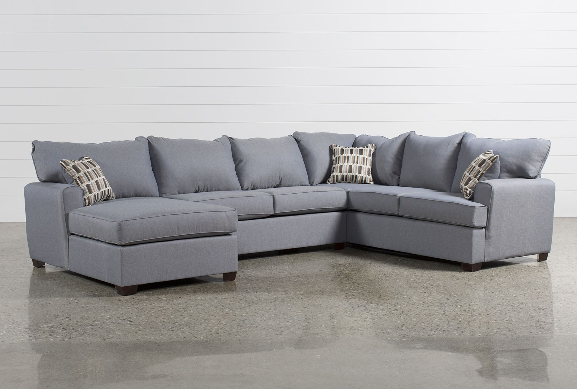 Best And Newest Bingham 3 Piece Sectional W/raf Chaise – Signature (View 17 of 20)