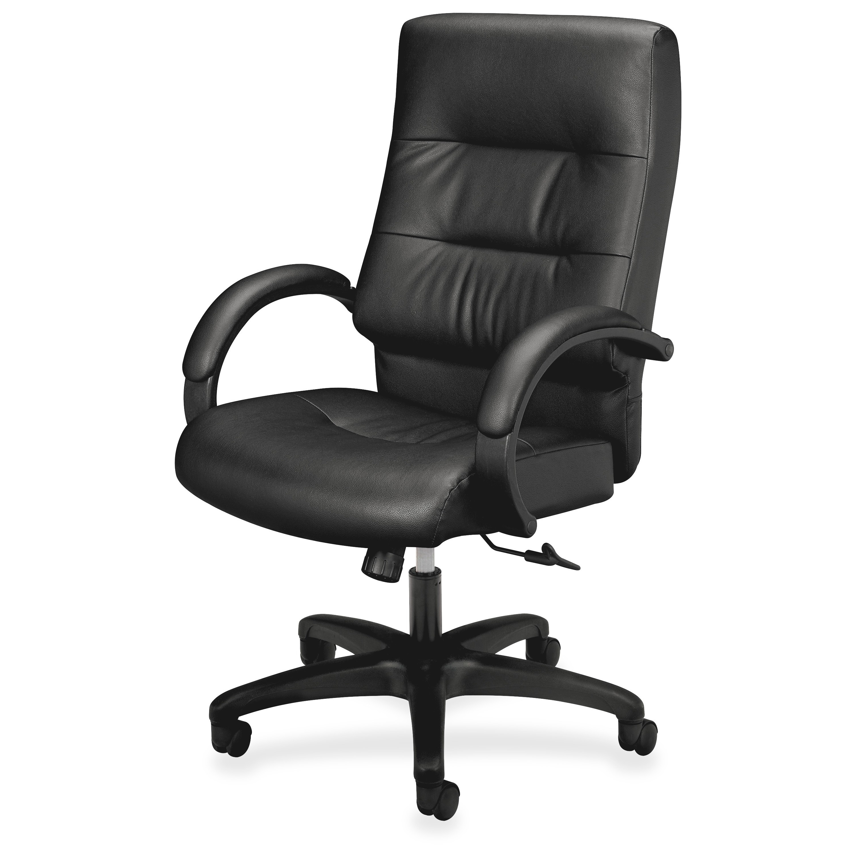 Best And Newest Bsxvl691Sb11 Basyxhon Hvl691 Executive High Back Chair For Hon Executive Office Chairs (View 3 of 20)