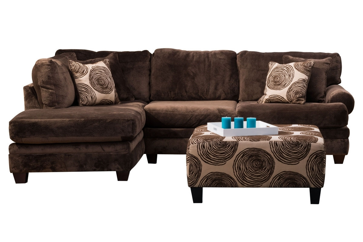 Best And Newest Channing Microfiber Sectional At Gardner White Throughout Gardner White Sectional Sofas (View 1 of 20)