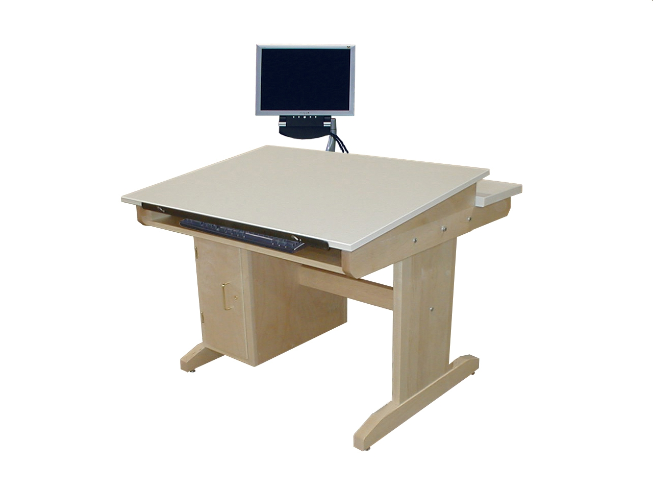 Best And Newest Computer Drafting Desks In Hann Cad/drawing Table (View 2 of 20)