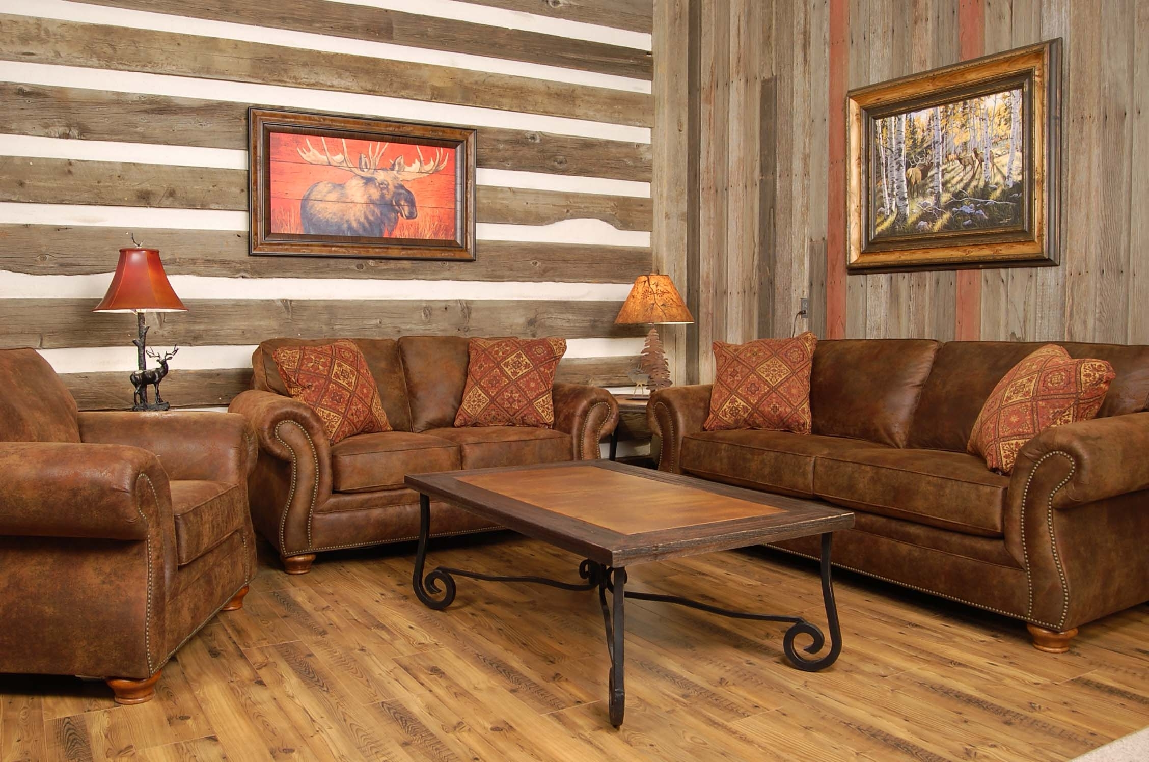 Best And Newest Country Style Living Room Furniture – Visionexchange (View 6 of 20)