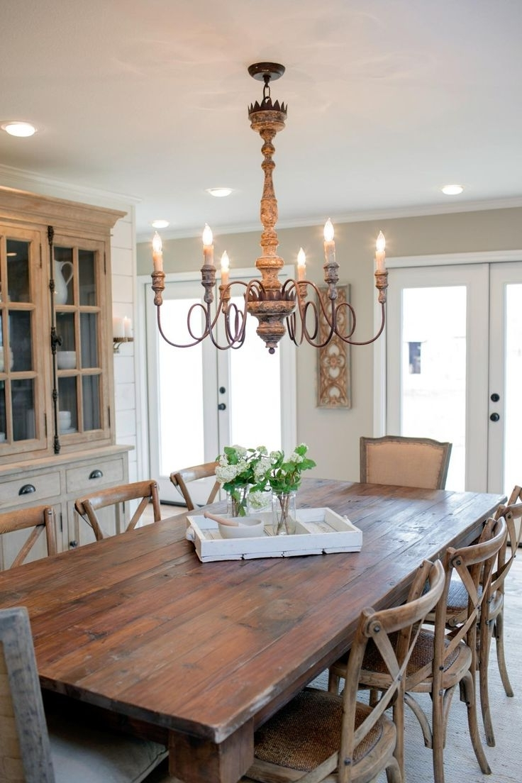 Best And Newest Dinette Lighting Fixtures (View 4 of 20)