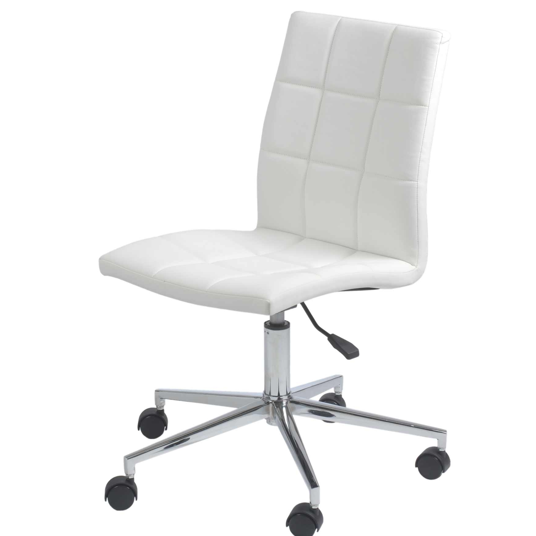 Best And Newest Ergonomic Ultra Modern White Executive Office Chairs Intended For Office : Hooker Furniture Romeo Home Office Chair Ec561096 Also (View 3 of 20)