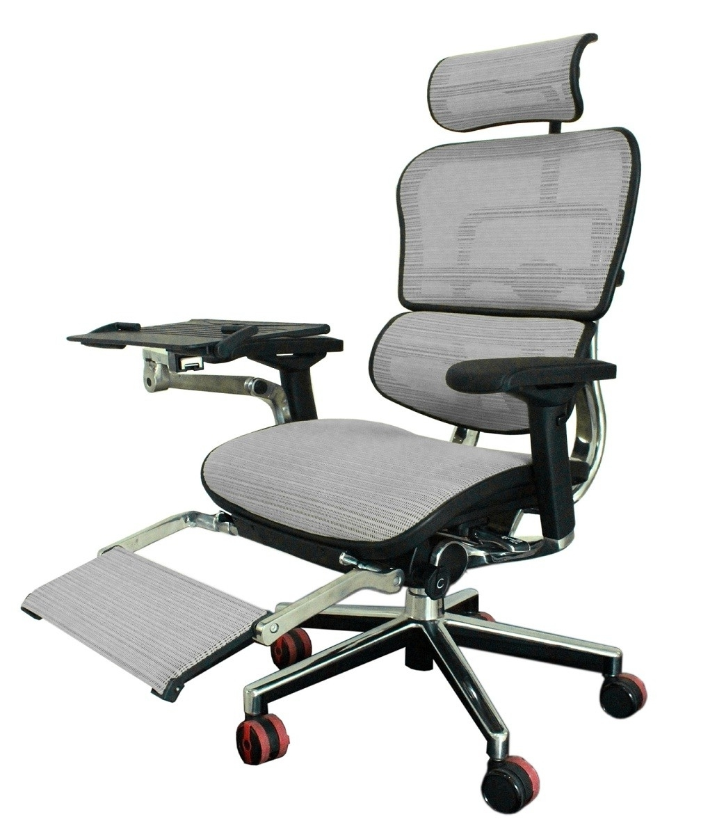 Featured Photo of Executive Office Chairs With Leg Rest