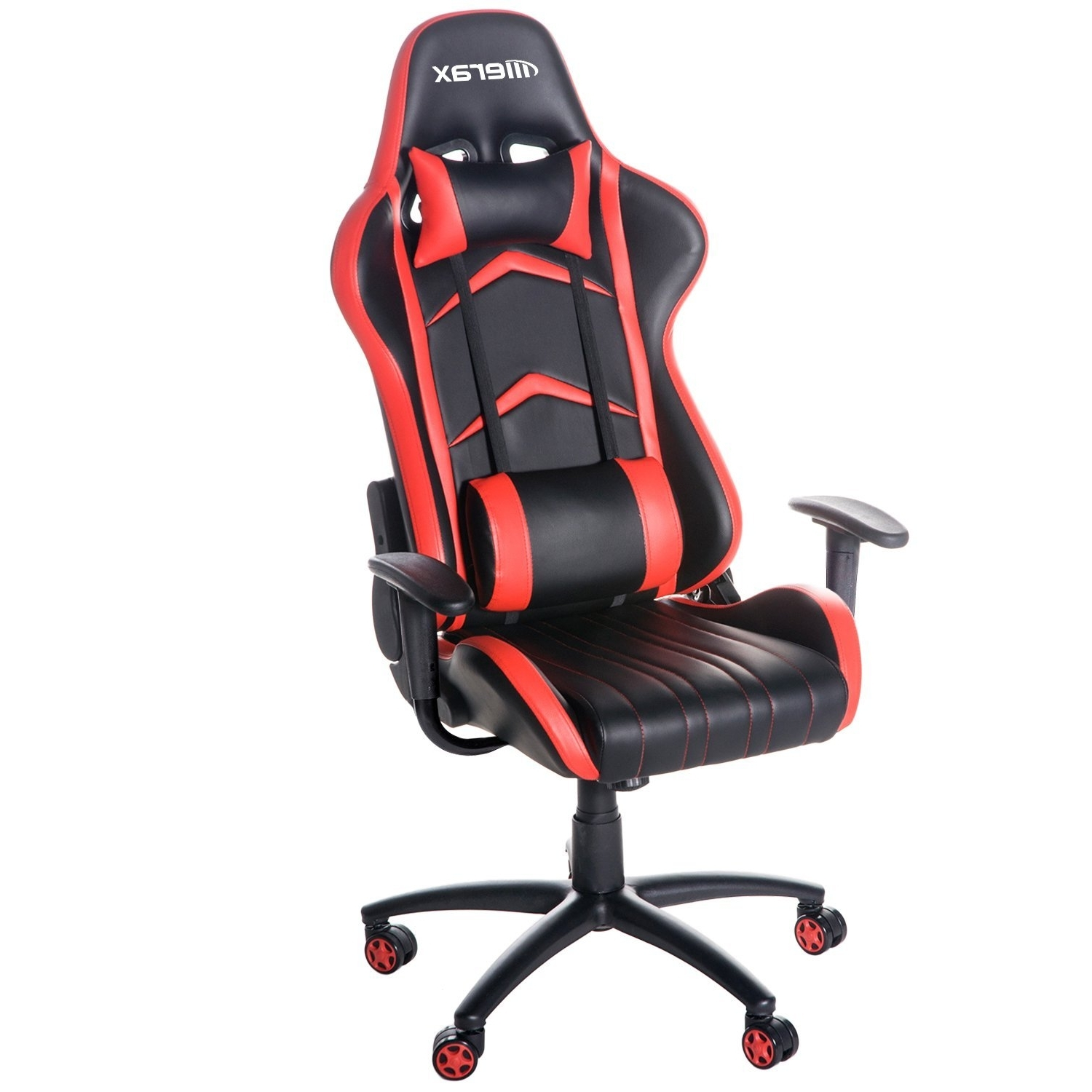Best And Newest Executive Office Racing Chairs Throughout Picture 2 Of 3 – Race Car Office Chair Unique Merax High Back (View 6 of 20)