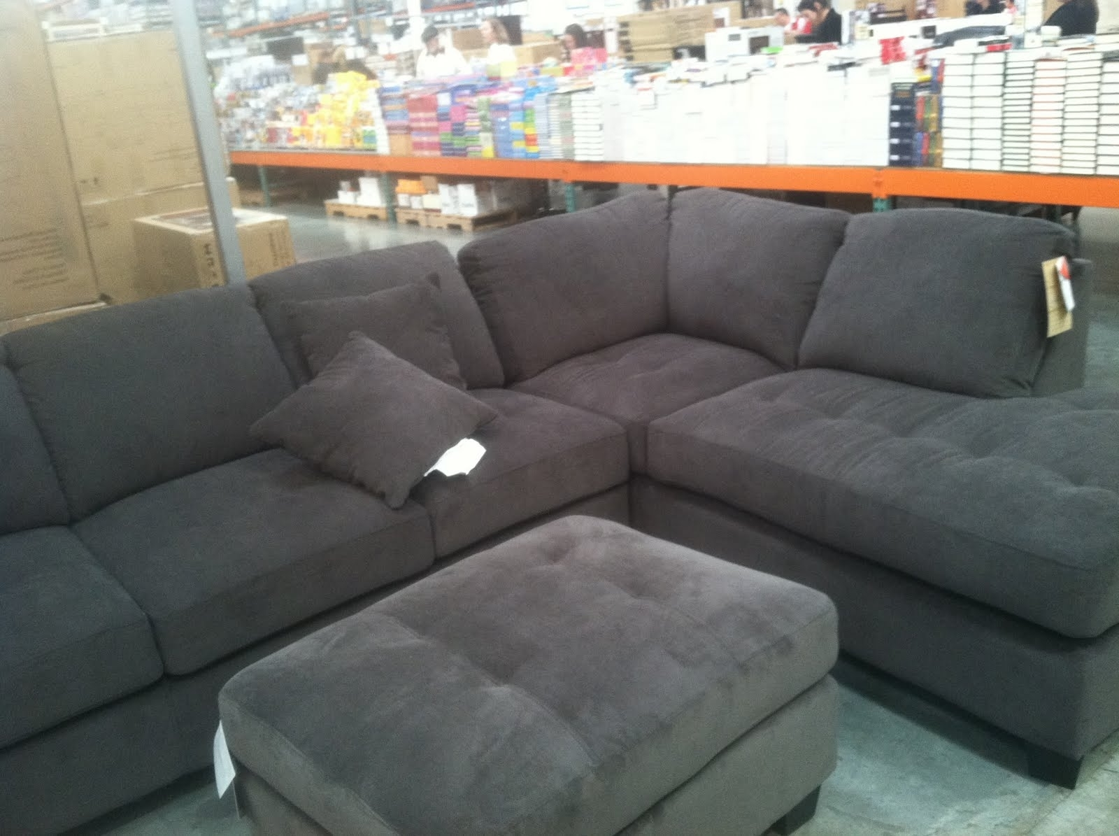 Best And Newest Fancy Gray Sectional Sofa Costco 53 Office Sofa Ideas With Gray Throughout Sectional Sofas At Costco (View 2 of 20)