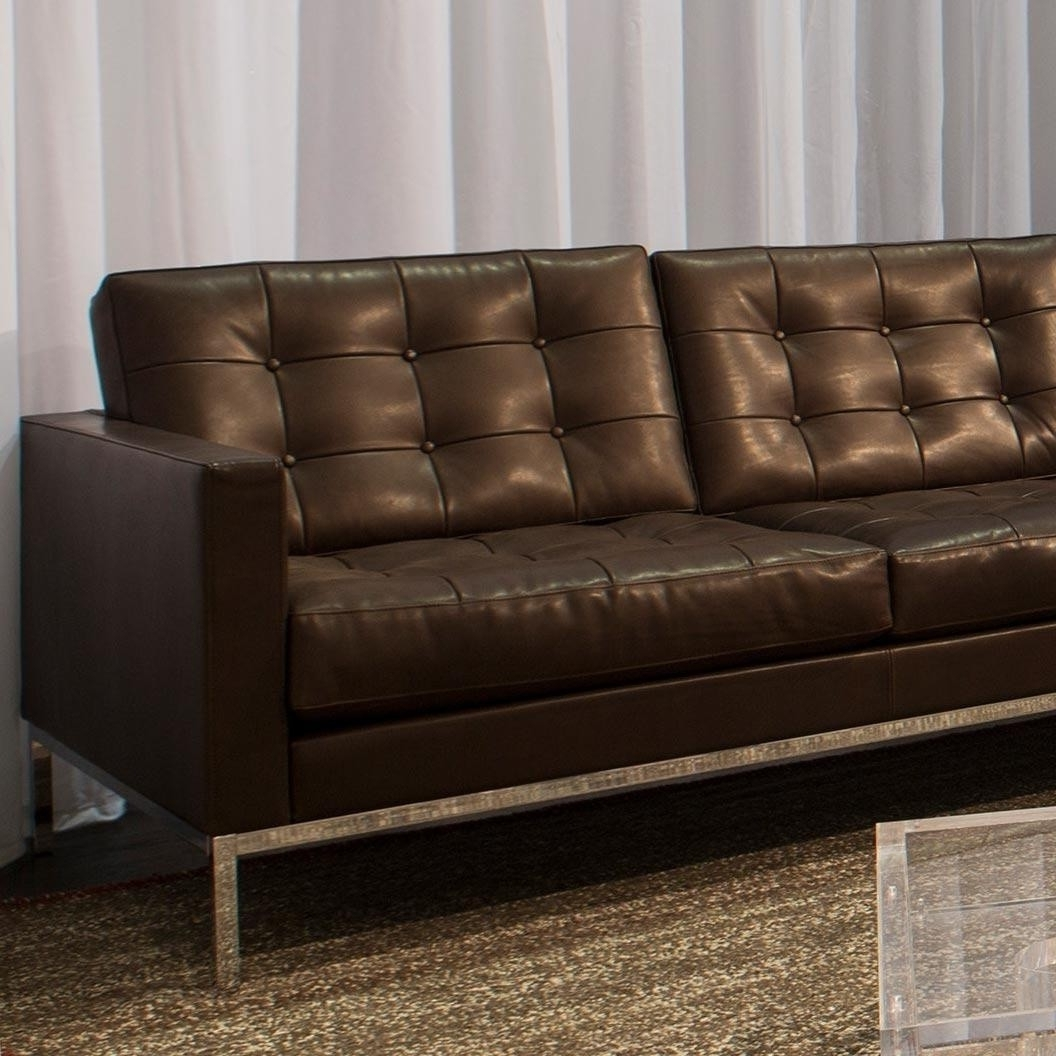 Best And Newest Florence Knoll Relax 2 Seater Sofa (View 1 of 20)