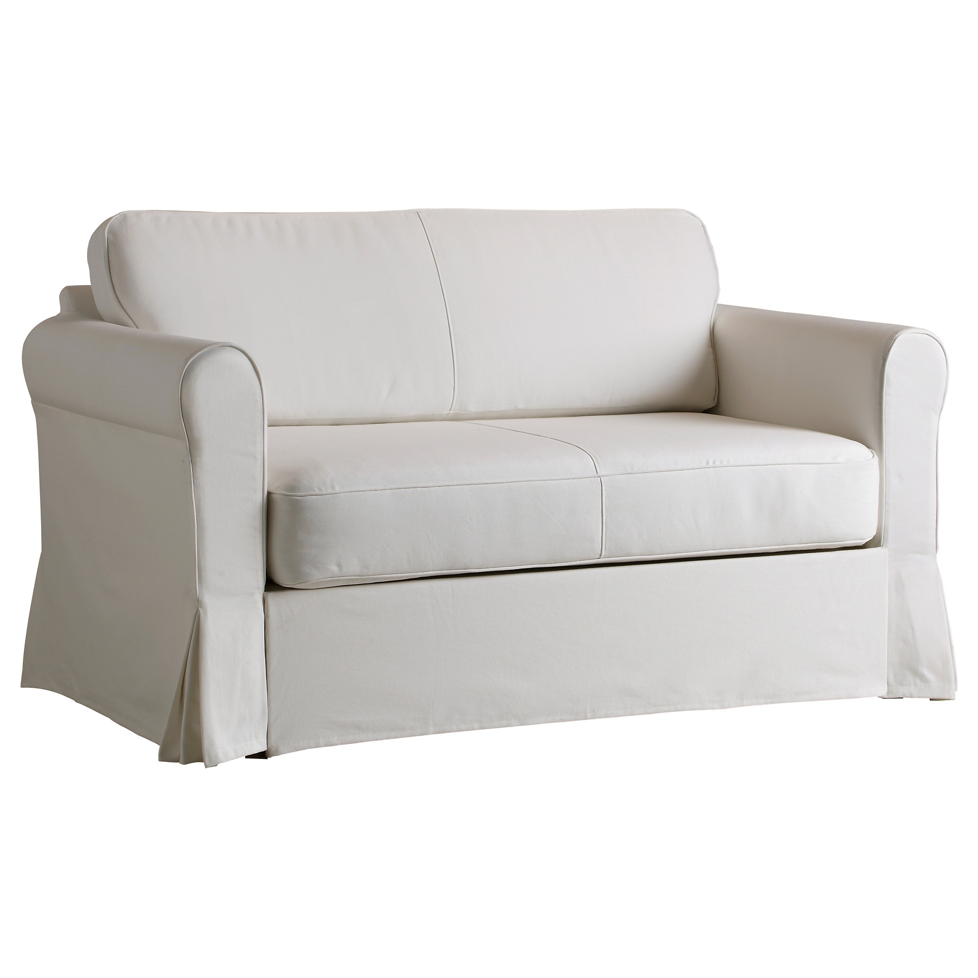 Best And Newest Furniture Ikea Ps Lc3b6vc3a5s Sleeper Sofa Grc3a4sbo White Then Intended For