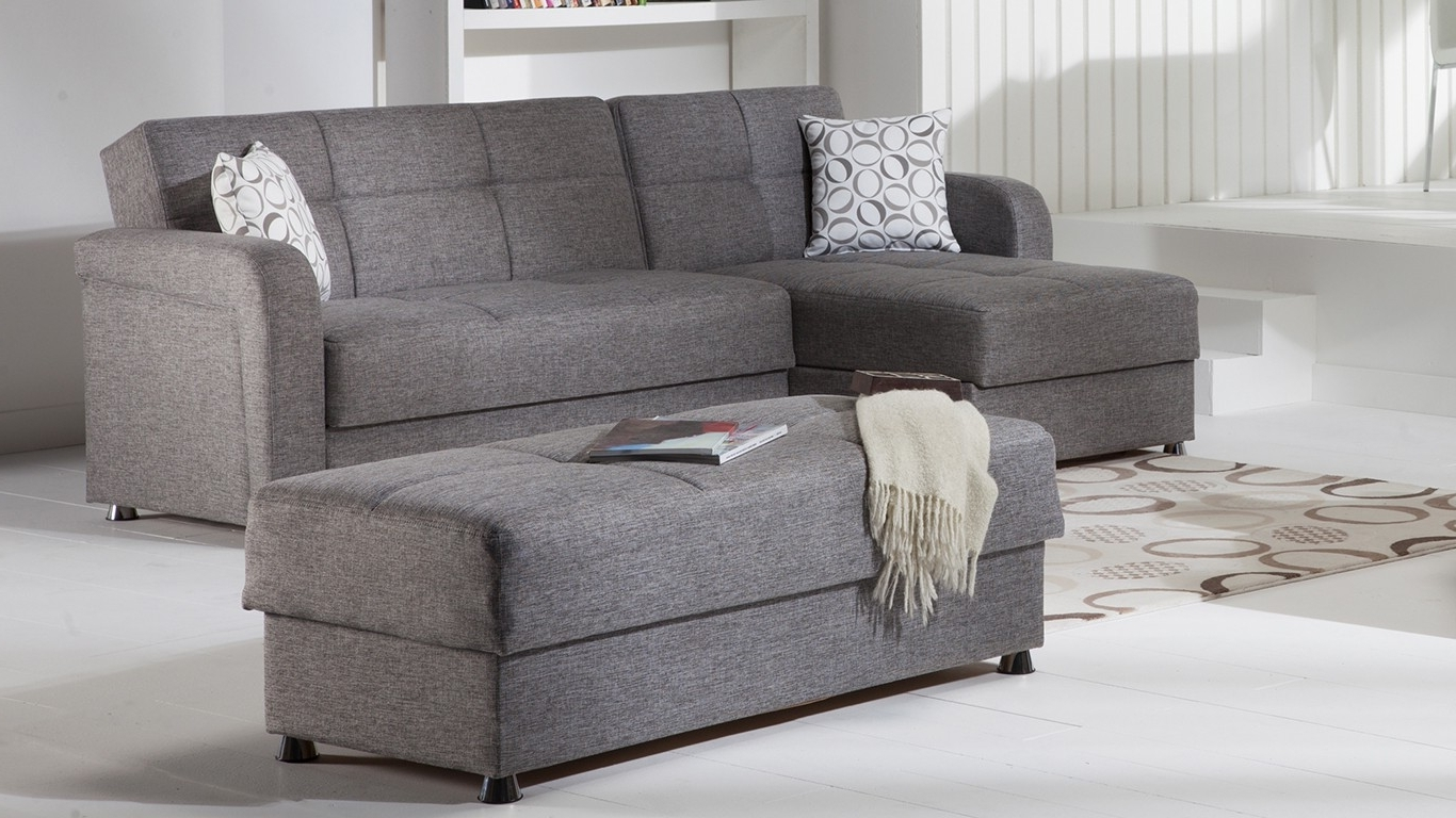 Best And Newest Incredible Sofa Sleeper Sectionals Coolest Furniture Home Design With Sectional Sleeper Sofas With Ottoman (View 5 of 20)