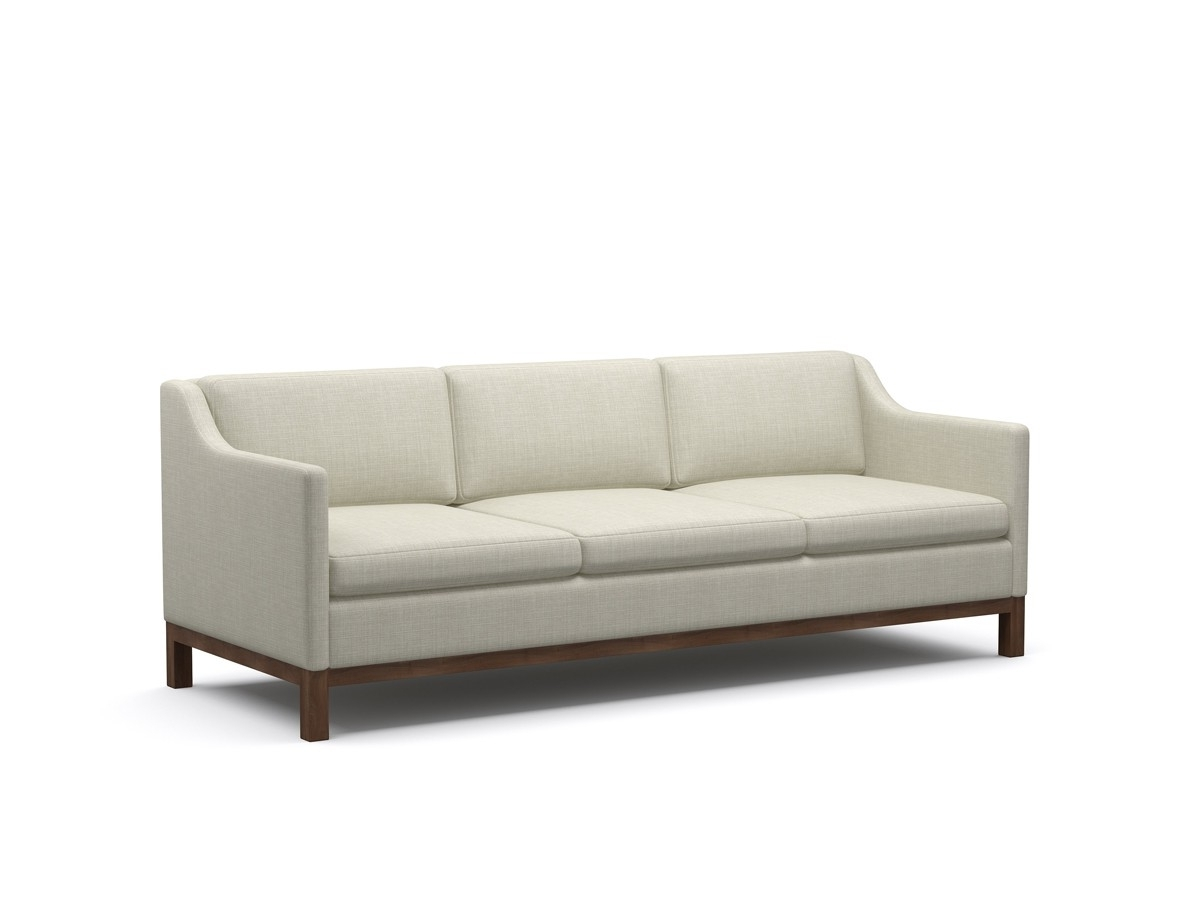 Best And Newest Kaden Standard Sofa – Benchmade Modern (View 14 of 20)