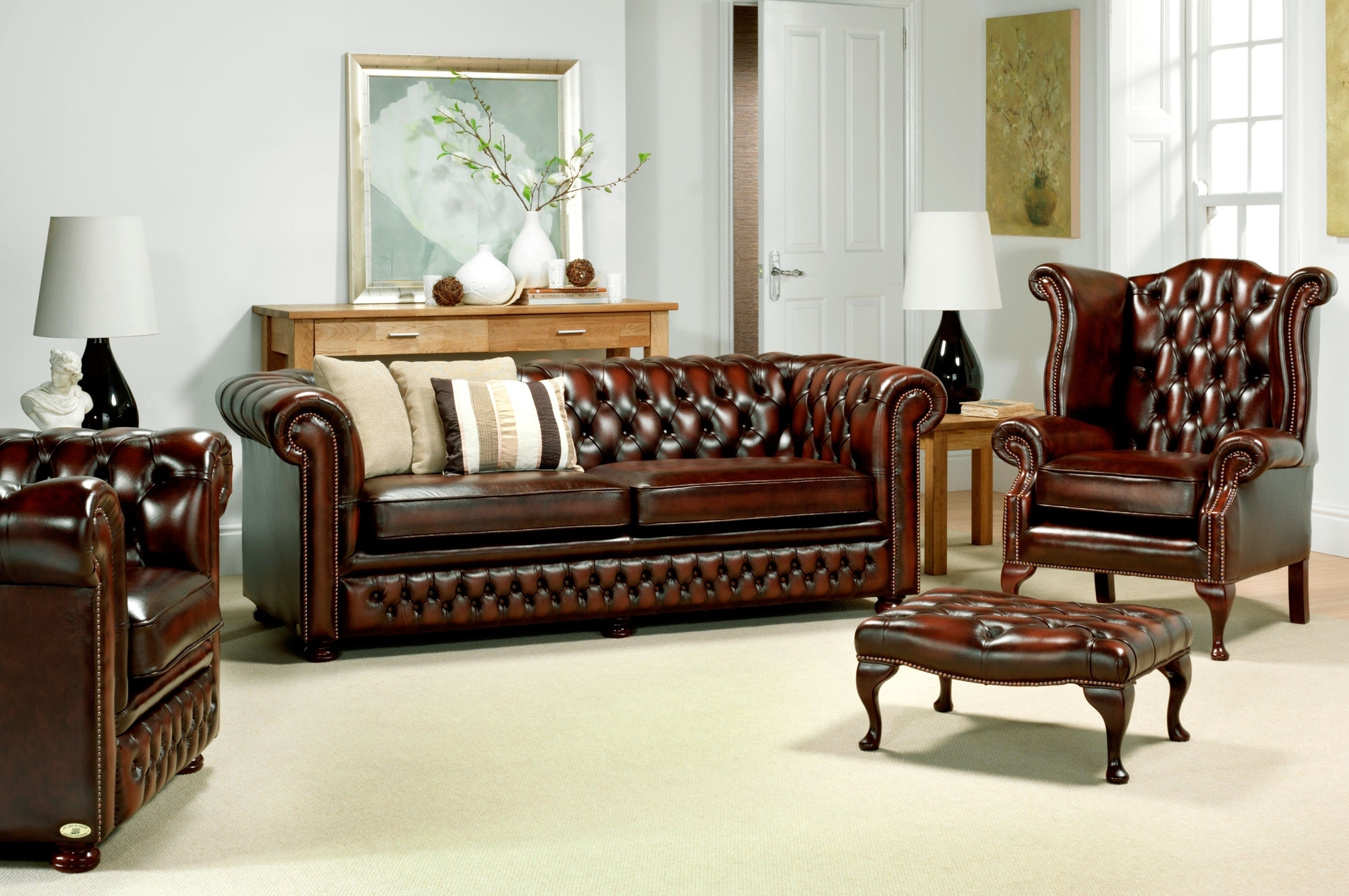 Top 20 Of Chesterfield Sofas And Chairs