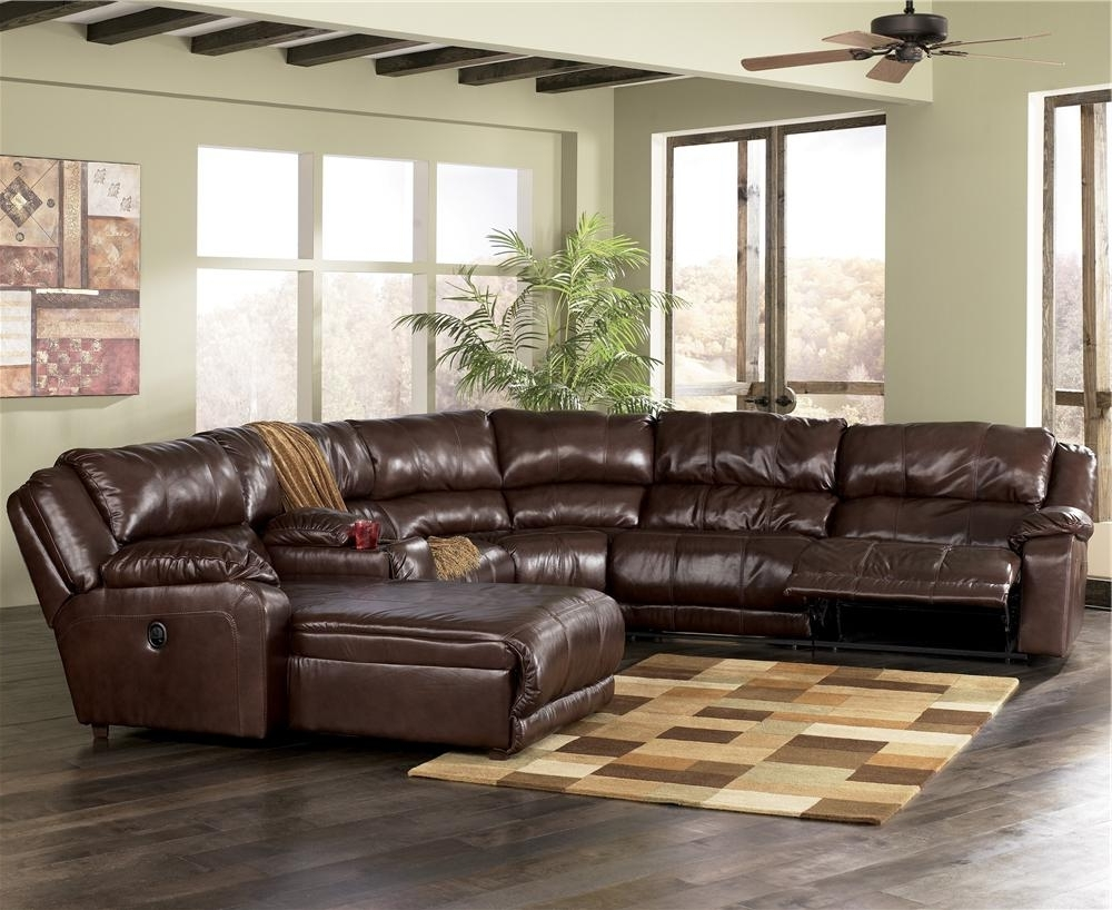 Best And Newest Millennium Braxton – Java Modular Sectional With Chaise – Ahfa For Hattiesburg Ms Sectional Sofas (View 3 of 20)