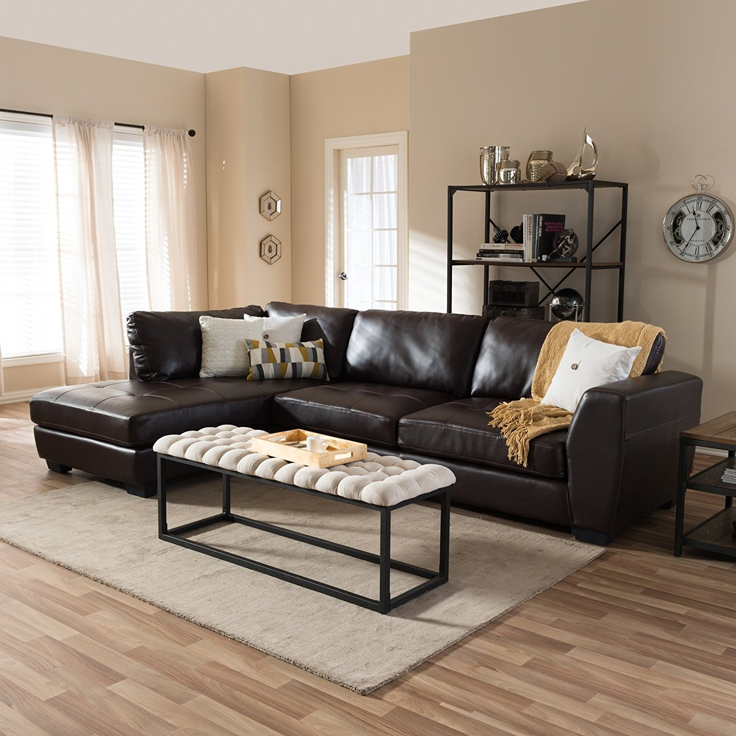 Best And Newest Modern Sectional Sofas Design Ideas — Cabinets, Beds, Sofas And Pertaining To Comfortable Sectional Sofas (View 6 of 20)
