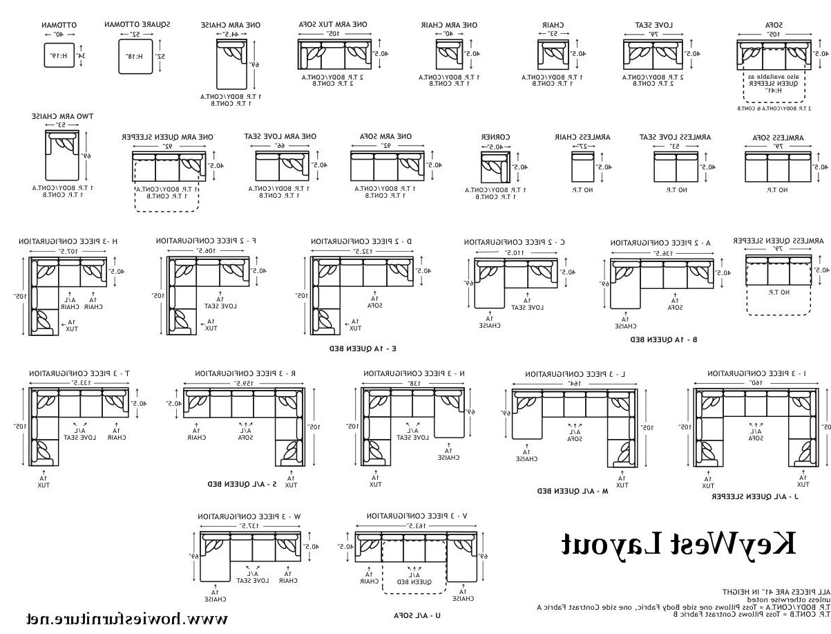 Best And Newest Sectional Sofas By Size For Jackson Ii Sofarobert Michael Furniture. (View 1 of 20)