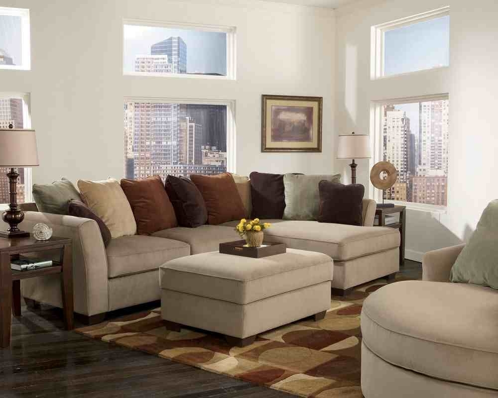 Best And Newest Sectional Sofas For Small Rooms Pertaining To Small Room Design: Sectional Sofa In Small Living Room Sectional For (View 2 of 20)