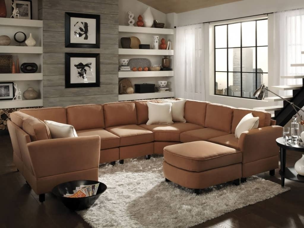 Best And Newest Sectional Sofas For Small Rooms Within Sofa : Modular Sofas For Small Spaces Oversized Sectionals Small (View 3 of 20)