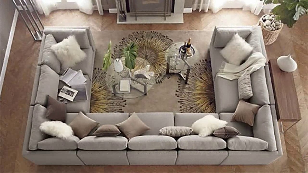 Best And Newest Sofa : Small U Shaped Couch Ashley Furniture Sectional Couch Large For U Shaped Sectional Sofas (View 9 of 20)