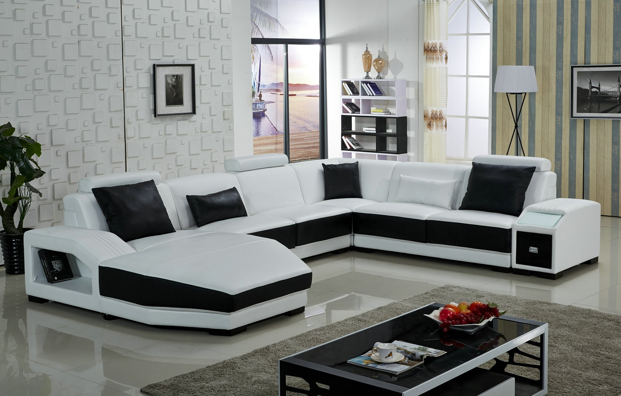 Best And Newest Sofa : U Shaped Couch Ikea Sofa Bed U Shaped Sectional Double With Regard To Modern U Shaped Sectional Sofas (View 19 of 20)