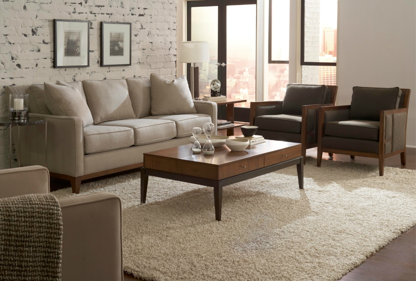 Best And Newest Sofa With Chairs With Regard To Quinn Living Room Sofa And Chairs – Chambers Furniture (View 3 of 20)