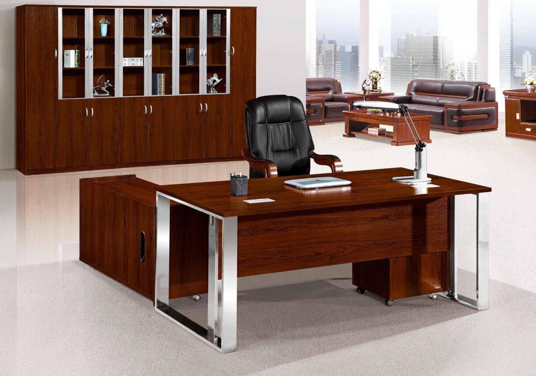 Best And Newest Teak Computer Desks Intended For Office Desk : Home Office Table Teak Wood Desk Teak Bookcase Teak (View 1 of 20)