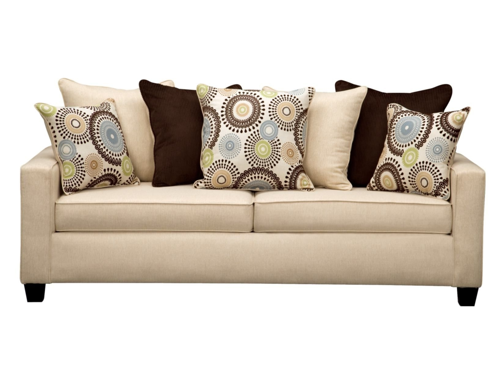 Best And Newest Value City Sofas In Stoked Cream Sofa – Value City Furniture (View 3 of 20)