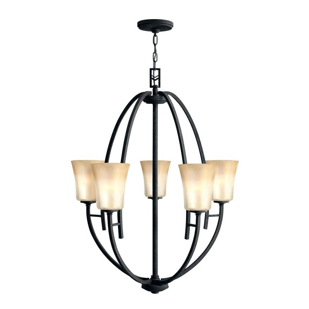 Best And Newest Vintage Black Chandelier With Regard To Light : Chandelier Light Vintage Black Hinkley Lighting Rockford (View 17 of 20)